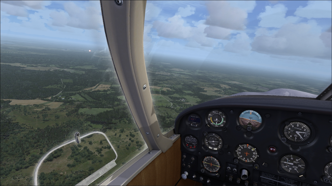 FSX vs  P3Dv2 Testing - The A2A Simulations Community