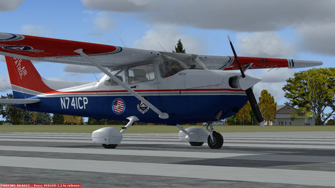 Civil Air Patrol Registration number change - The A2A Simulations